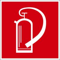 Feuerlöscher Etikettenwissen